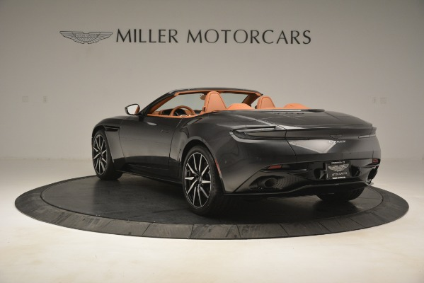 Used 2019 Aston Martin DB11 V8 Volante for sale Sold at McLaren Greenwich in Greenwich CT 06830 4