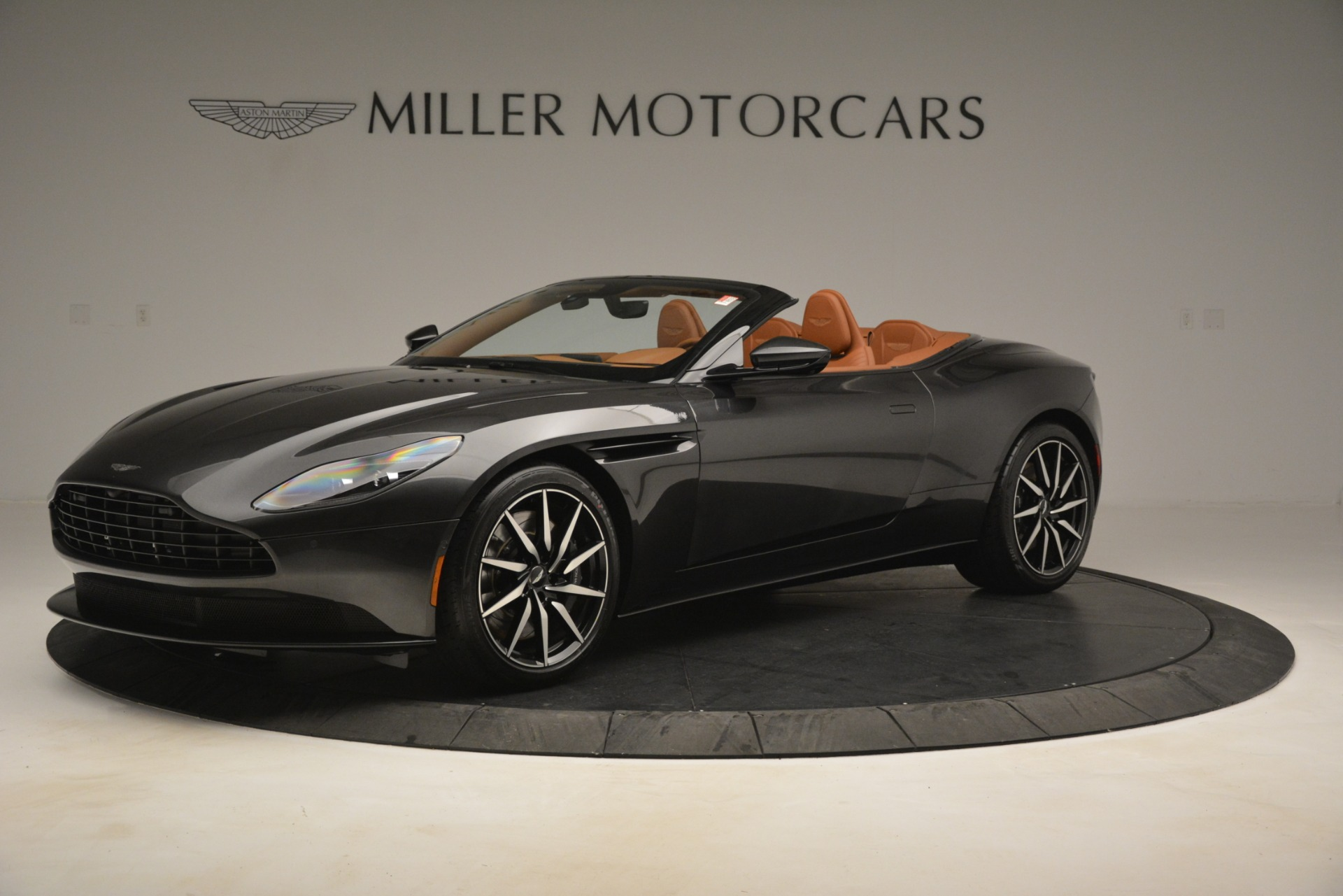 Used 2019 Aston Martin DB11 V8 Volante for sale Sold at McLaren Greenwich in Greenwich CT 06830 1