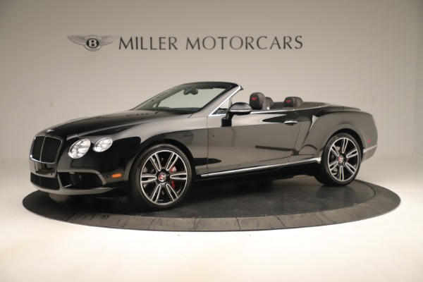 Used 2014 Bentley Continental GT V8 for sale Sold at McLaren Greenwich in Greenwich CT 06830 2