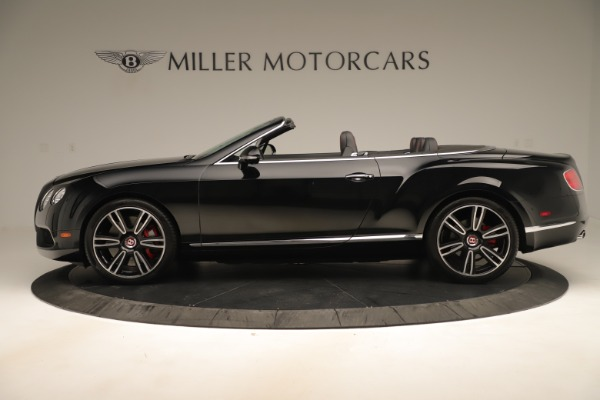 Used 2014 Bentley Continental GT V8 for sale Sold at McLaren Greenwich in Greenwich CT 06830 3