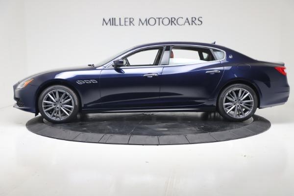 New 2019 Maserati Quattroporte S Q4 for sale Sold at McLaren Greenwich in Greenwich CT 06830 3