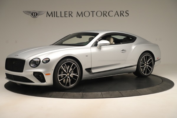 New 2020 Bentley Continental GT V8 First Edition for sale Sold at McLaren Greenwich in Greenwich CT 06830 2