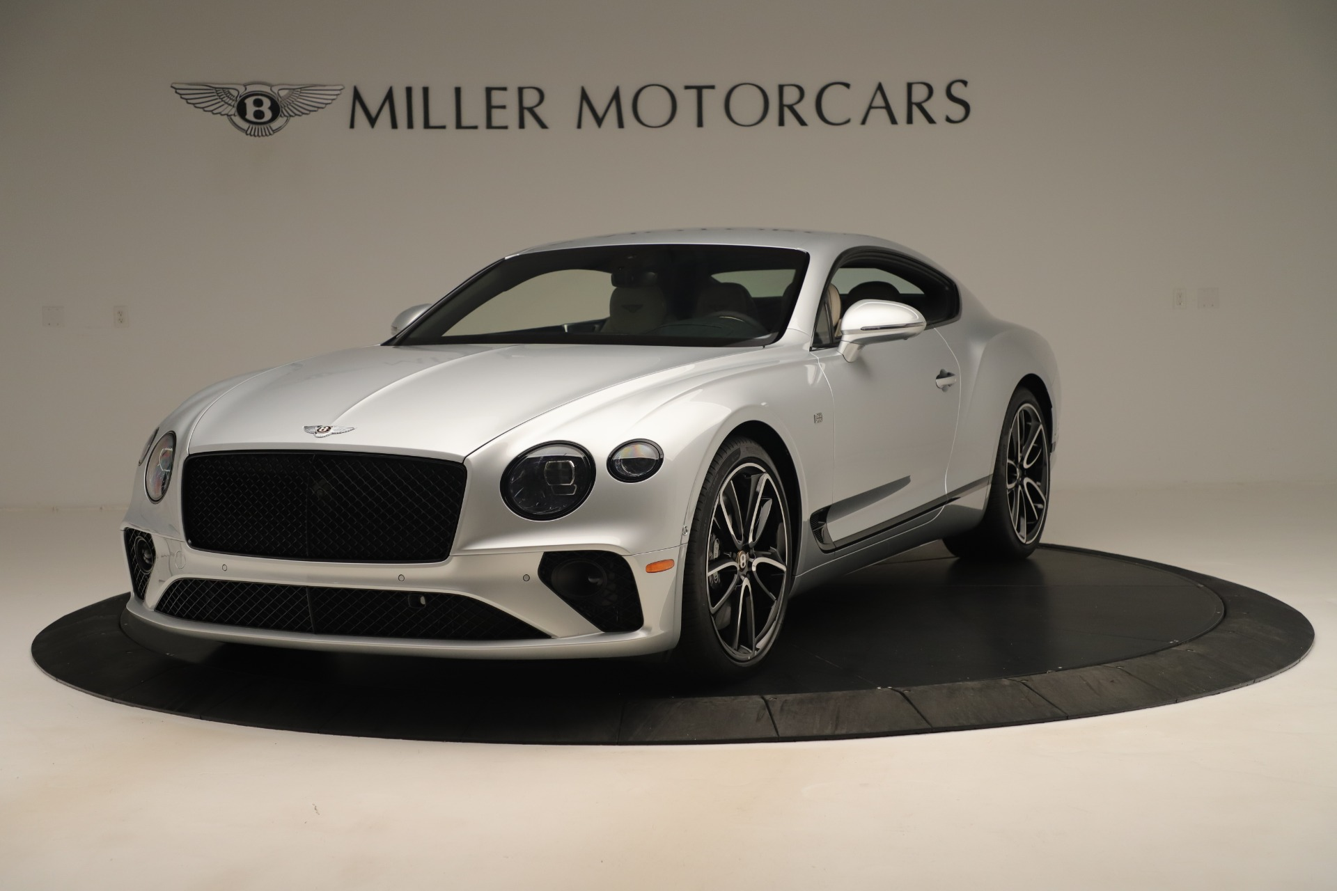 New 2020 Bentley Continental GT V8 First Edition for sale Sold at McLaren Greenwich in Greenwich CT 06830 1