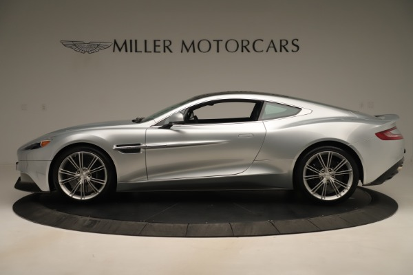Used 2014 Aston Martin Vanquish Coupe for sale $116,900 at McLaren Greenwich in Greenwich CT 06830 2