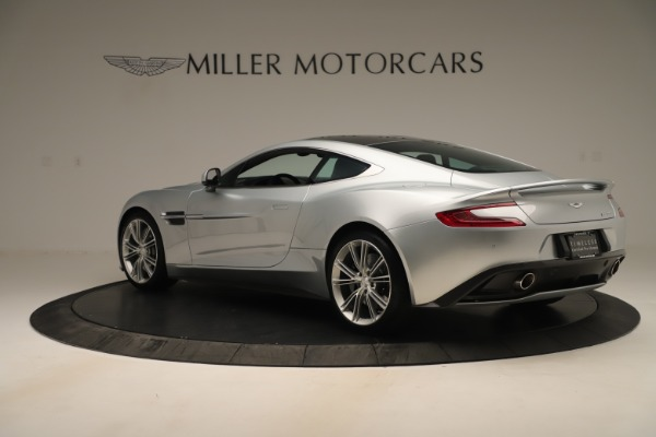 Used 2014 Aston Martin Vanquish Coupe for sale $116,900 at McLaren Greenwich in Greenwich CT 06830 3