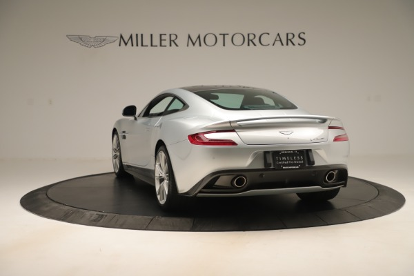 Used 2014 Aston Martin Vanquish Coupe for sale $116,900 at McLaren Greenwich in Greenwich CT 06830 4