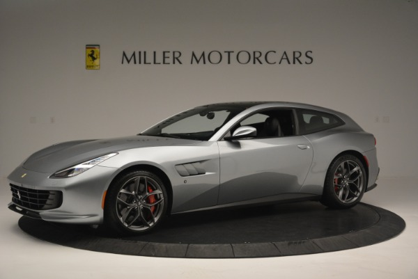 Used 2019 Ferrari GTC4LussoT V8 for sale Sold at McLaren Greenwich in Greenwich CT 06830 2