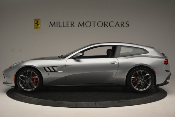 Used 2019 Ferrari GTC4LussoT V8 for sale Sold at McLaren Greenwich in Greenwich CT 06830 3