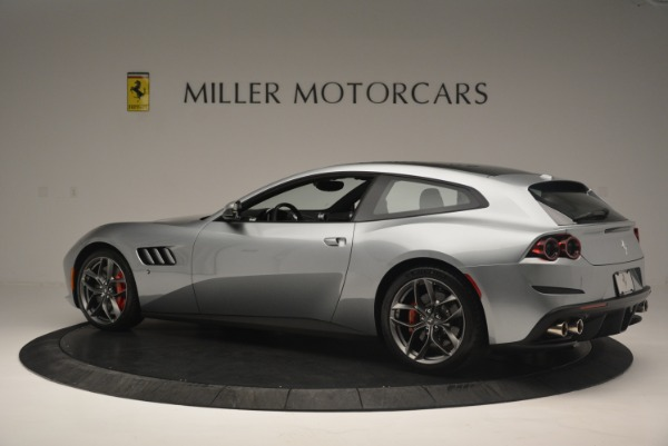 Used 2019 Ferrari GTC4LussoT V8 for sale Sold at McLaren Greenwich in Greenwich CT 06830 4