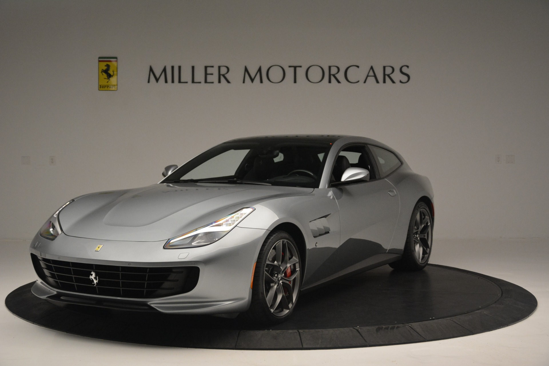 Used 2019 Ferrari GTC4LussoT V8 for sale Sold at McLaren Greenwich in Greenwich CT 06830 1