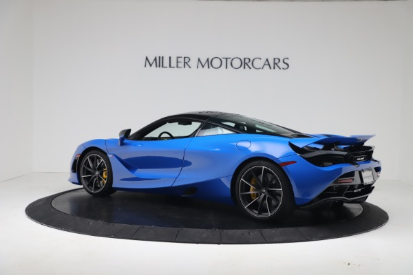 New 2019 McLaren 720S Coupe for sale Sold at McLaren Greenwich in Greenwich CT 06830 3