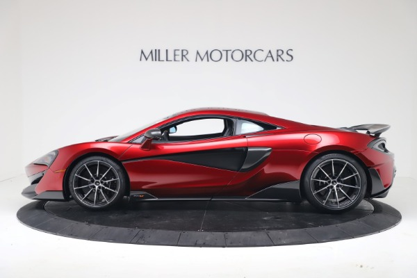 New 2019 McLaren 600LT Coupe for sale $285,236 at McLaren Greenwich in Greenwich CT 06830 2