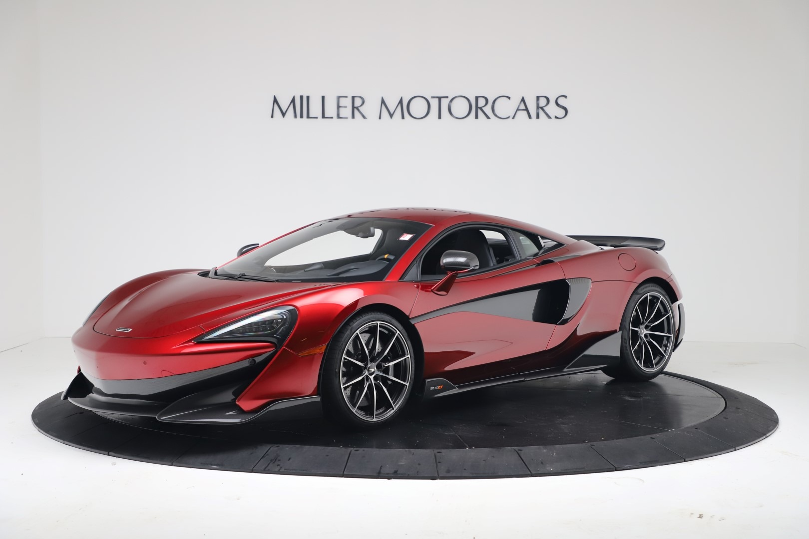 New 2019 McLaren 600LT Coupe for sale $285,236 at McLaren Greenwich in Greenwich CT 06830 1