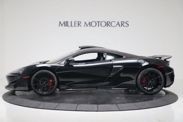 New 2019 McLaren 600LT for sale $305,639 at McLaren Greenwich in Greenwich CT 06830 2