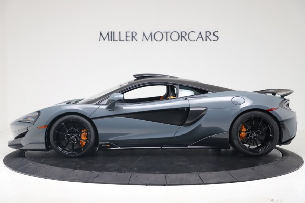 New 2019 McLaren 600LT Coupe for sale $311,619 at McLaren Greenwich in Greenwich CT 06830 2