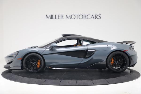 New 2019 McLaren 600LT for sale $311,619 at McLaren Greenwich in Greenwich CT 06830 2