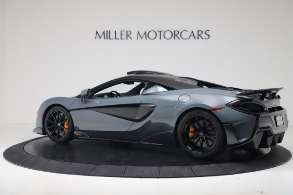 New 2019 McLaren 600LT Coupe for sale $311,619 at McLaren Greenwich in Greenwich CT 06830 3