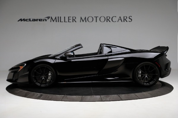 Used 2016 McLaren 675LT Convertible for sale Sold at McLaren Greenwich in Greenwich CT 06830 3