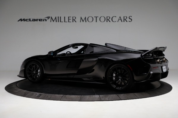 Used 2016 McLaren 675LT Convertible for sale Sold at McLaren Greenwich in Greenwich CT 06830 4