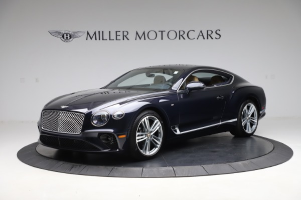 New 2020 Bentley Continental GT V8 for sale $239,445 at McLaren Greenwich in Greenwich CT 06830 2