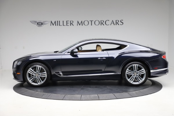 New 2020 Bentley Continental GT V8 for sale $239,445 at McLaren Greenwich in Greenwich CT 06830 3