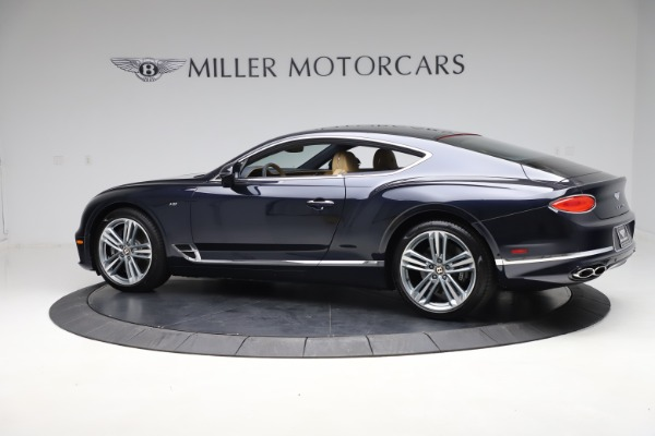 New 2020 Bentley Continental GT V8 for sale $239,445 at McLaren Greenwich in Greenwich CT 06830 4