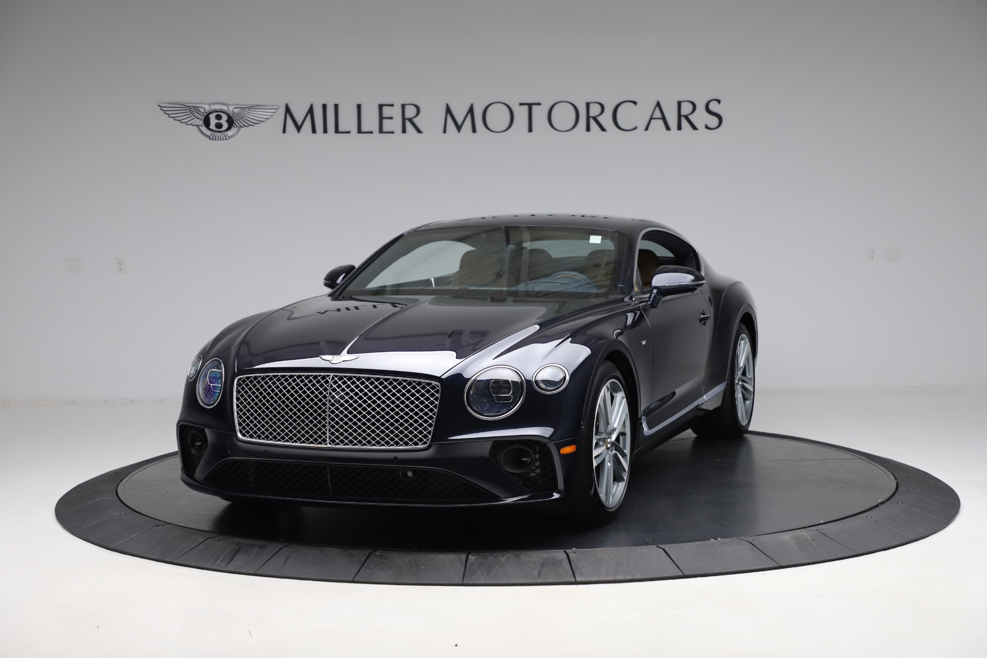 New 2020 Bentley Continental GT V8 for sale $239,445 at McLaren Greenwich in Greenwich CT 06830 1