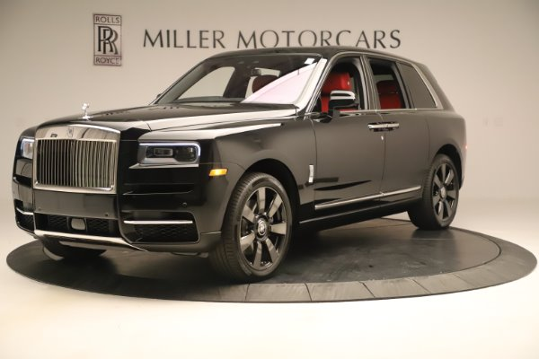 New 2020 Rolls-Royce Cullinan for sale Sold at McLaren Greenwich in Greenwich CT 06830 3
