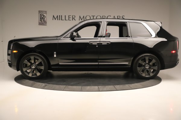 New 2020 Rolls-Royce Cullinan for sale Sold at McLaren Greenwich in Greenwich CT 06830 4