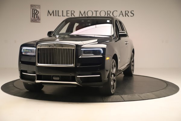 New 2020 Rolls-Royce Cullinan for sale Sold at McLaren Greenwich in Greenwich CT 06830 1