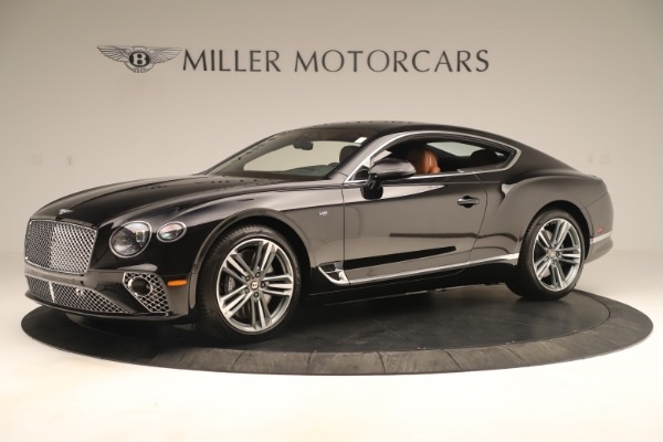 New 2020 Bentley Continental GT V8 for sale Sold at McLaren Greenwich in Greenwich CT 06830 2