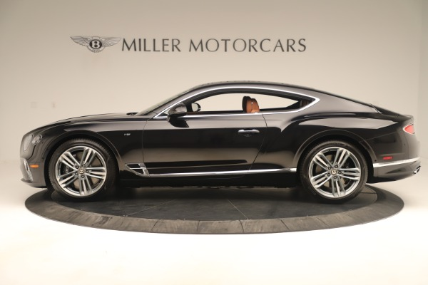 New 2020 Bentley Continental GT V8 for sale Sold at McLaren Greenwich in Greenwich CT 06830 3