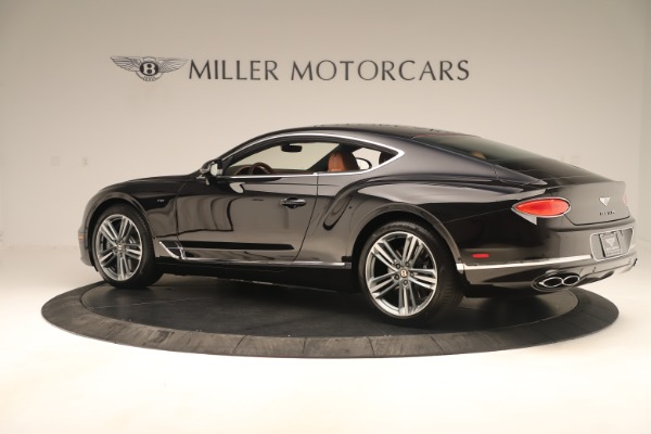 New 2020 Bentley Continental GT V8 for sale Sold at McLaren Greenwich in Greenwich CT 06830 4