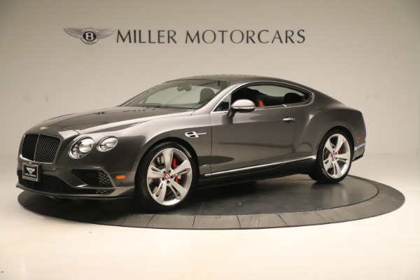 Used 2016 Bentley Continental GT V8 S for sale Sold at McLaren Greenwich in Greenwich CT 06830 2