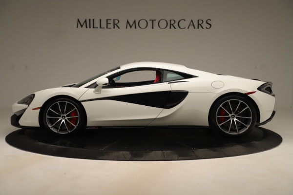 New 2020 McLaren 570S Coupe for sale $215,600 at McLaren Greenwich in Greenwich CT 06830 2