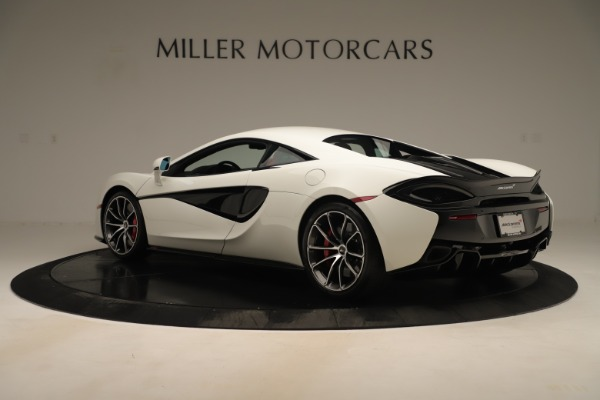 New 2020 McLaren 570S Coupe for sale $215,600 at McLaren Greenwich in Greenwich CT 06830 3