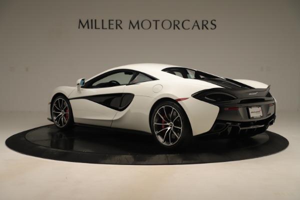 New 2020 McLaren 570S for sale $215,600 at McLaren Greenwich in Greenwich CT 06830 3