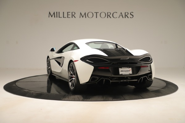 New 2020 McLaren 570S for sale $215,600 at McLaren Greenwich in Greenwich CT 06830 4