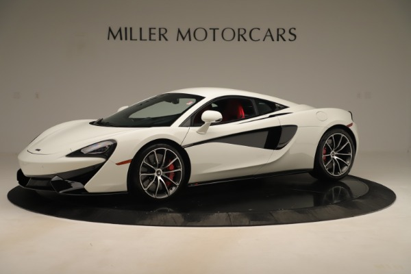 New 2020 McLaren 570S Coupe for sale $215,600 at McLaren Greenwich in Greenwich CT 06830 1