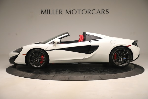 New 2020 McLaren 570S Convertible for sale Sold at McLaren Greenwich in Greenwich CT 06830 2