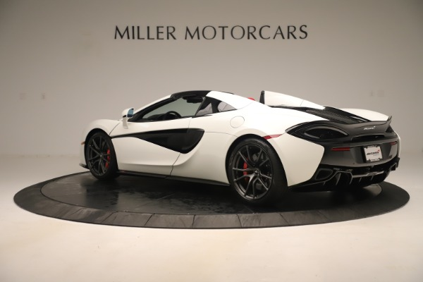 New 2020 McLaren 570S Convertible for sale Sold at McLaren Greenwich in Greenwich CT 06830 3