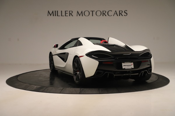New 2020 McLaren 570S Convertible for sale Sold at McLaren Greenwich in Greenwich CT 06830 4