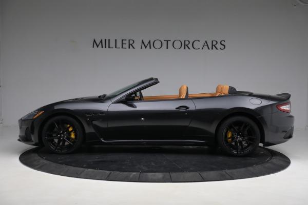 New 2019 Maserati GranTurismo MC Convertible for sale $178,745 at McLaren Greenwich in Greenwich CT 06830 3