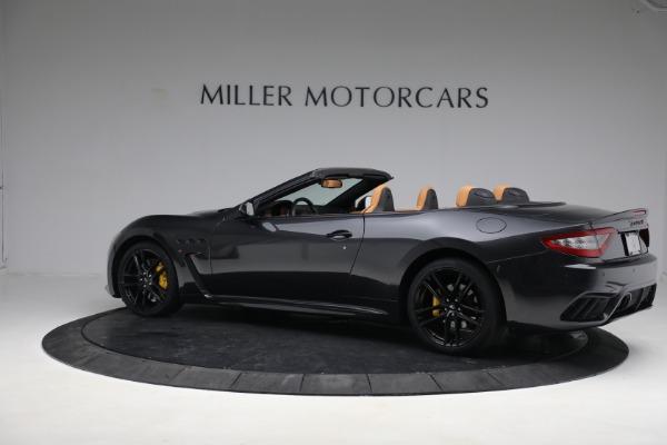 New 2019 Maserati GranTurismo MC Convertible for sale Sold at McLaren Greenwich in Greenwich CT 06830 4