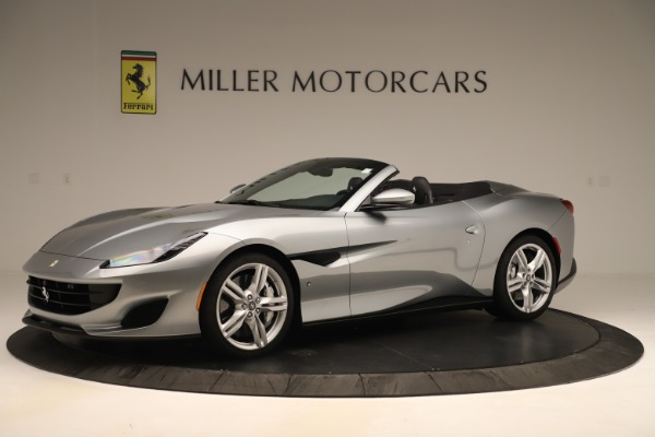 Used 2019 Ferrari Portofino for sale Sold at McLaren Greenwich in Greenwich CT 06830 2