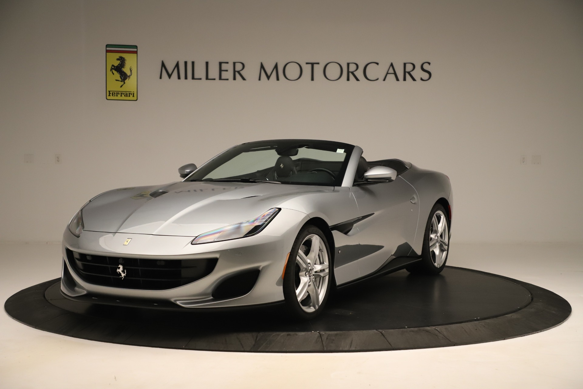 Used 2019 Ferrari Portofino for sale Sold at McLaren Greenwich in Greenwich CT 06830 1