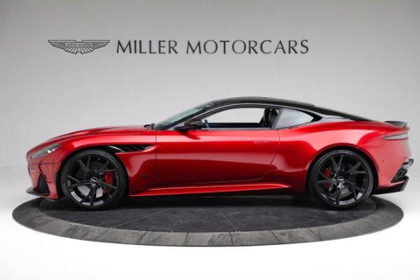 Used 2019 Aston Martin DBS Superleggera for sale $259,900 at McLaren Greenwich in Greenwich CT 06830 2