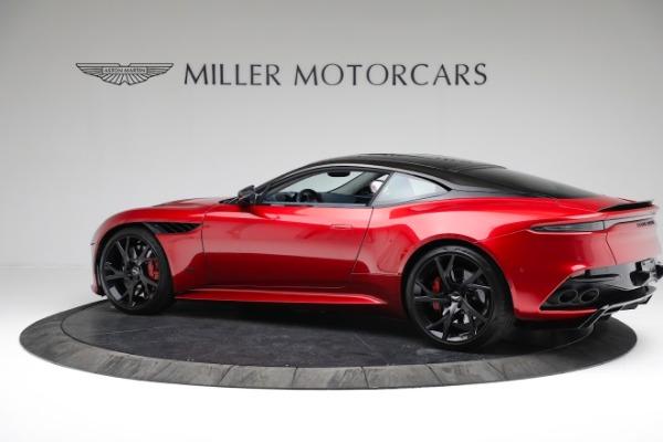 Used 2019 Aston Martin DBS Superleggera for sale $259,900 at McLaren Greenwich in Greenwich CT 06830 3