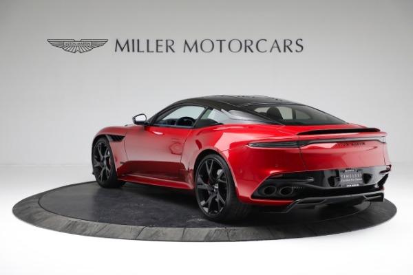 Used 2019 Aston Martin DBS Superleggera for sale $259,900 at McLaren Greenwich in Greenwich CT 06830 4