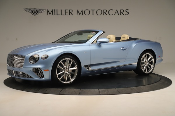 Used 2020 Bentley Continental GTC V8 for sale $288,020 at McLaren Greenwich in Greenwich CT 06830 2